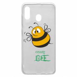Чехол для Samsung A30 Crazy Bee