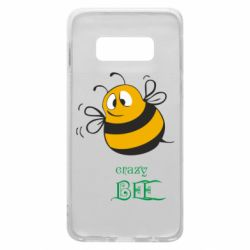 Чехол для Samsung S10e Crazy Bee