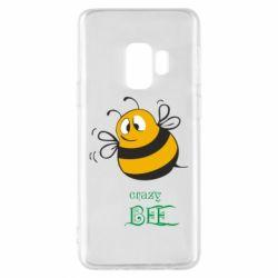 Чехол для Samsung S9 Crazy Bee
