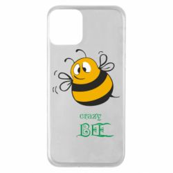 Чехол для iPhone 11 Crazy Bee