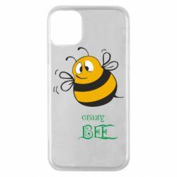 Чехол для iPhone 11 Pro Crazy Bee