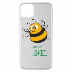 Чехол для iPhone 11 Pro Max Crazy Bee
