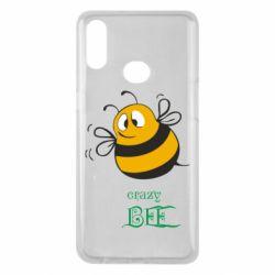 Чехол для Samsung A10s Crazy Bee