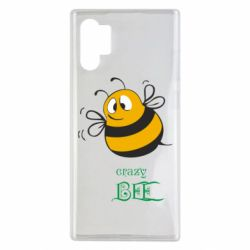 Чехол для Samsung Note 10 Plus Crazy Bee