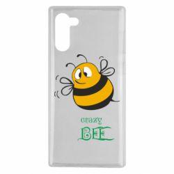 Чохол для Samsung Note 10 Crazy Bee
