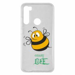 Чехол для Xiaomi Redmi Note 8 Crazy Bee