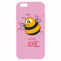 Чехол для iPhone 6/6S Crazy Bee