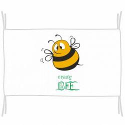 Флаг Crazy Bee
