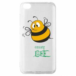 Чехол для Xiaomi Redmi Go Crazy Bee