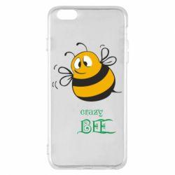 Чехол для iPhone 6 Plus/6S Plus Crazy Bee