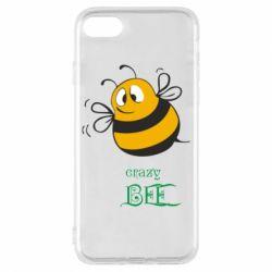 Чехол для iPhone 7 Crazy Bee