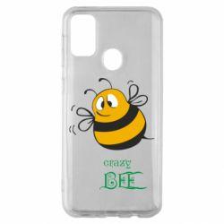 Чехол для Samsung M30s Crazy Bee