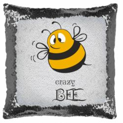 Подушка-хамелеон Crazy Bee