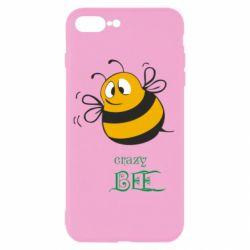 Чохол для iPhone 7 Plus Crazy Bee