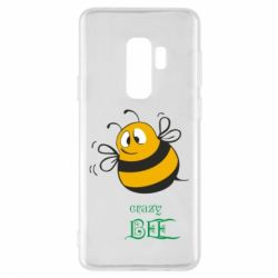 Чехол для Samsung S9+ Crazy Bee