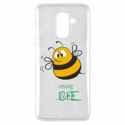 Чехол для Samsung A6+ 2018 Crazy Bee
