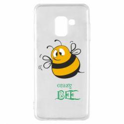 Чохол для Samsung A8 2018 Crazy Bee