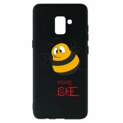 Чехол для Samsung A8+ 2018 Crazy Bee