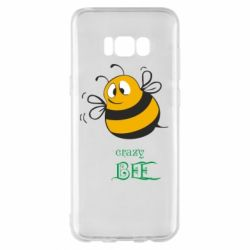 Чехол для Samsung S8+ Crazy Bee