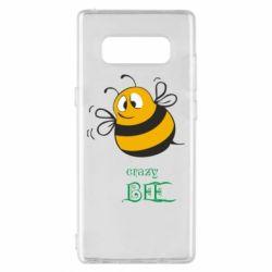 Чехол для Samsung Note 8 Crazy Bee