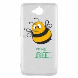 Чехол для Huawei Y6 Pro Crazy Bee - FatLine