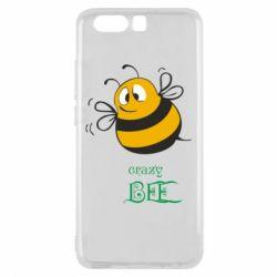 Чехол для Huawei P10 Crazy Bee - FatLine