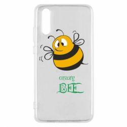 Чехол для Huawei P20 Crazy Bee - FatLine