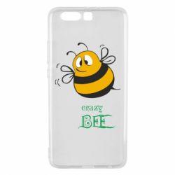 Чехол для Huawei P10 Plus Crazy Bee - FatLine