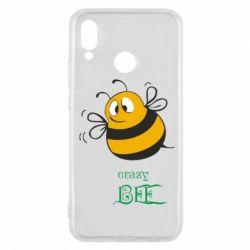 Чехол для Huawei P20 Lite Crazy Bee - FatLine