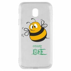 Чехол для Samsung J3 2017 Crazy Bee