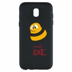 Чехол для Samsung J5 2017 Crazy Bee