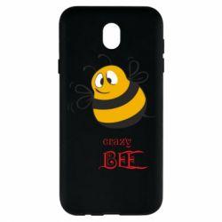 Чехол для Samsung J7 2017 Crazy Bee