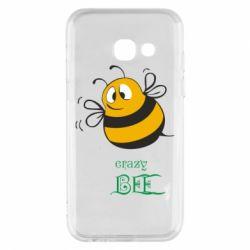Чехол для Samsung A3 2017 Crazy Bee