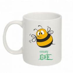 Кружка 320ml Crazy Bee - FatLine