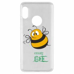 Чехол для Xiaomi Redmi Note 5 Crazy Bee - FatLine