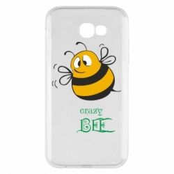 Чехол для Samsung A7 2017 Crazy Bee