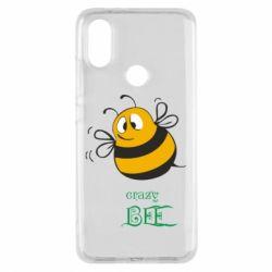 Чохол для Xiaomi Mi A2 Crazy Bee