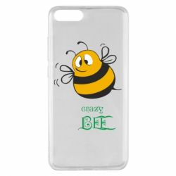 Чехол для Xiaomi Mi Note 3 Crazy Bee - FatLine
