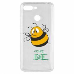 Чехол для Xiaomi Redmi 6 Crazy Bee - FatLine