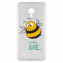 Чехол для Meizu M5 Crazy Bee - FatLine