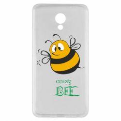 Чехол для Meizu M5 Note Crazy Bee - FatLine