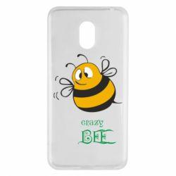Чехол для Meizu M6 Crazy Bee - FatLine