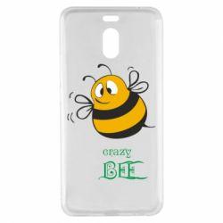 Чехол для Meizu M6 Note Crazy Bee - FatLine