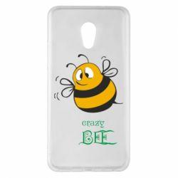 Чехол для Meizu Pro 6 Plus Crazy Bee - FatLine