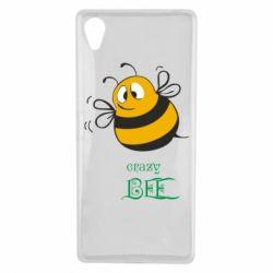 Чехол для Sony Xperia X Crazy Bee - FatLine