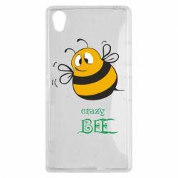 Чехол для Sony Xperia Z1 Crazy Bee - FatLine