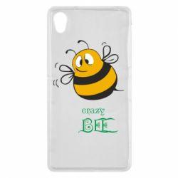 Чехол для Sony Xperia Z2 Crazy Bee - FatLine