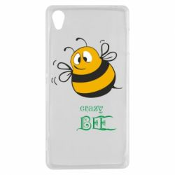 Чехол для Sony Xperia Z3 Crazy Bee - FatLine