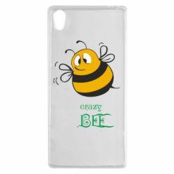 Чехол для Sony Xperia Z5 Crazy Bee - FatLine
