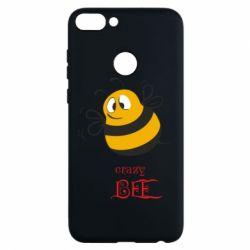 Чехол для Huawei P Smart Crazy Bee - FatLine